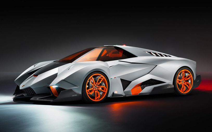 Nowe Lamborghini to prezent Waltera de'Silvy na 50-lecie firmy /materiały prasowe