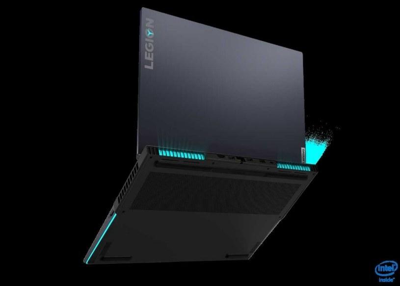 Nowe laptopy Lenovo dla graczy /materiały prasowe