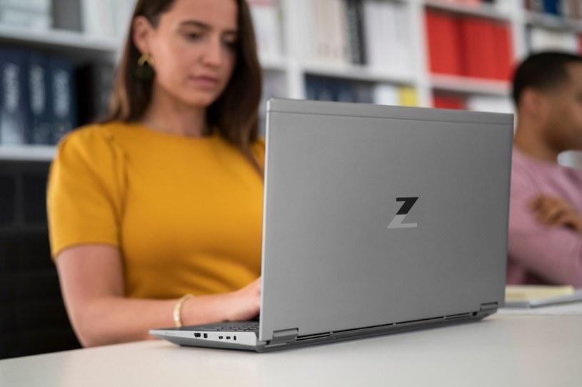 Nowe laptopy z serii ZBook /materiały prasowe