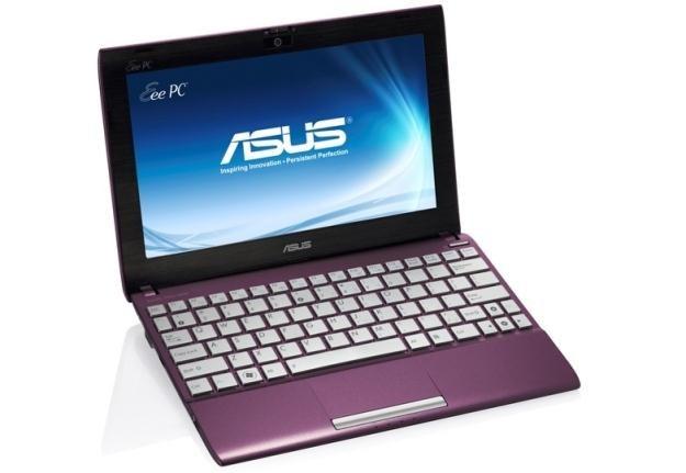 Nowe, letnie kolory netbooków Asusa /materiały prasowe