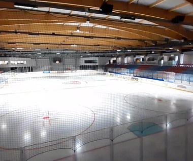 Nowe lodowisko w Bytomiu. Wideo