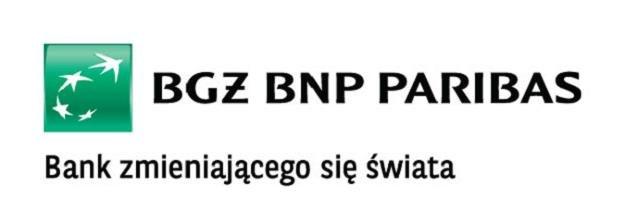 Nowe logo banku BGŻ BNP Paribas /Informacja prasowa