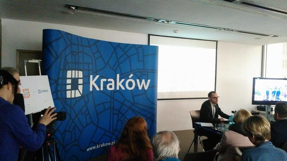 Nowe logo Krakowa /Paweł Pawłowski /RMF FM