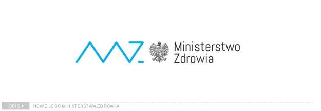 Nowe logo ministerstwa, (screen z: brandingmonitor.pl) /