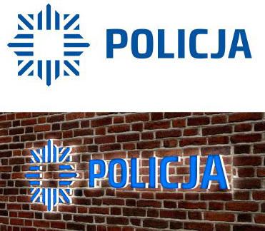 Nowe logo policji /MSW /