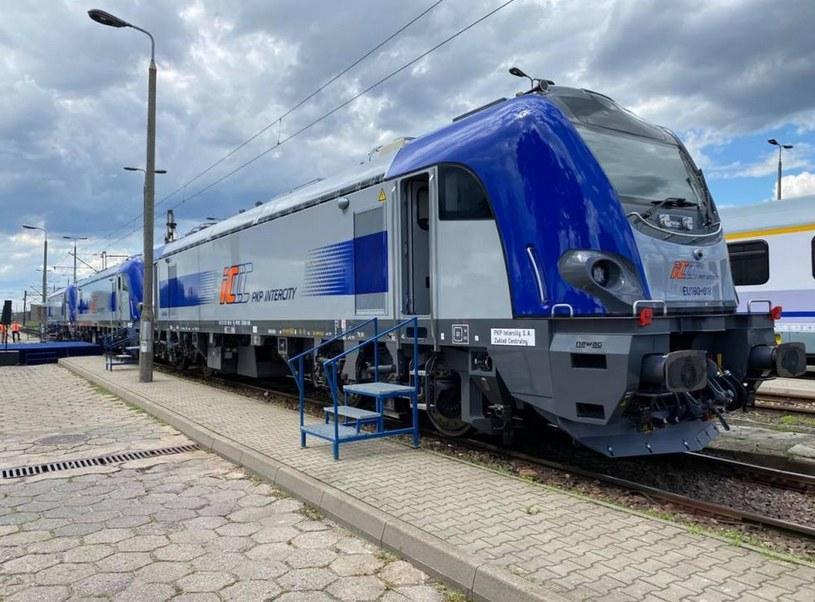 Nowe lokomotywy dla PKP Intercity z Newagu /PAP