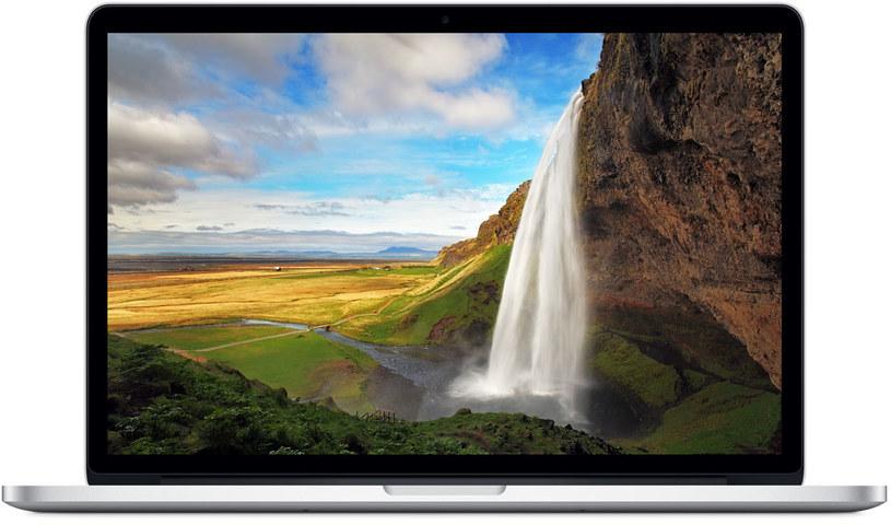 Nowe MacBooki Pro 15 z ekranami Retina /materiały prasowe