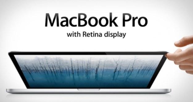 Nowe MacBooki Pro będą miały nieznacznie lepszą specyfikację techniczną od poprzedników /materiały prasowe