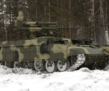 Nowe machiny wojenne Rosji