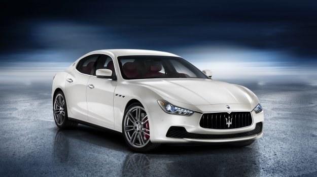Nowe Maserati Ghibli stanie w szranki z Audi A7, BMW serii 6 Gran Coupe oraz Mercedesem CLS. /Maserati