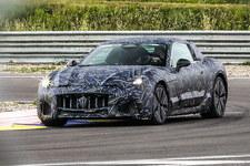 Nowe Maserati GranTurismo już jeździ