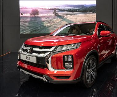Nowe Mitsubishi ASX i L200 przedpremierowo w Poznaniu