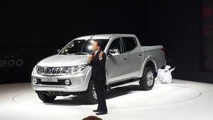 Nowe Mitsubishi L200 zadebiutowało w Genewie