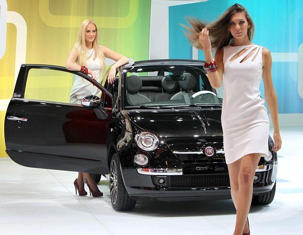 Nowe modele mają pomóc Fiatowi przetrwać kryzys /AFP