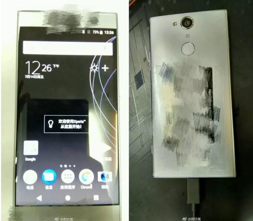 Nowe modele Xperia nie będą się różniły znacząco od poprzedników /Weibo /Internet