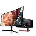 Nowe monitory LG UltraGear specjalnie dla graczy