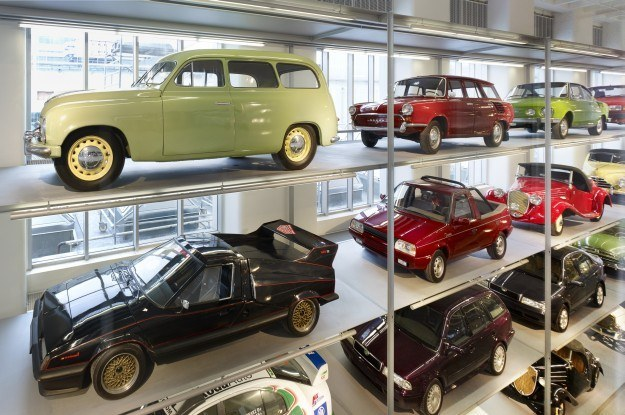 Nowe muzeum Skody /