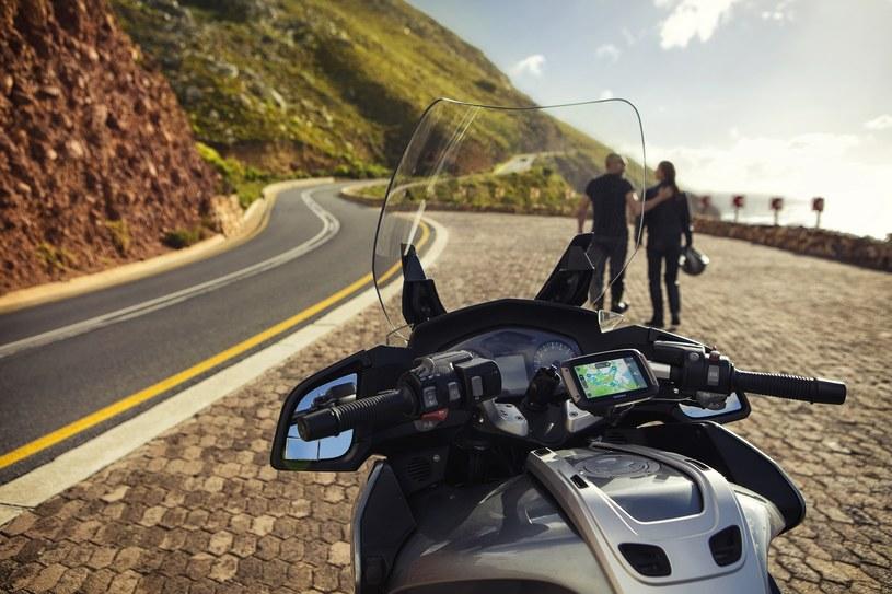 Nowe nawigacje TomTom dla motocyklistów /materiały prasowe