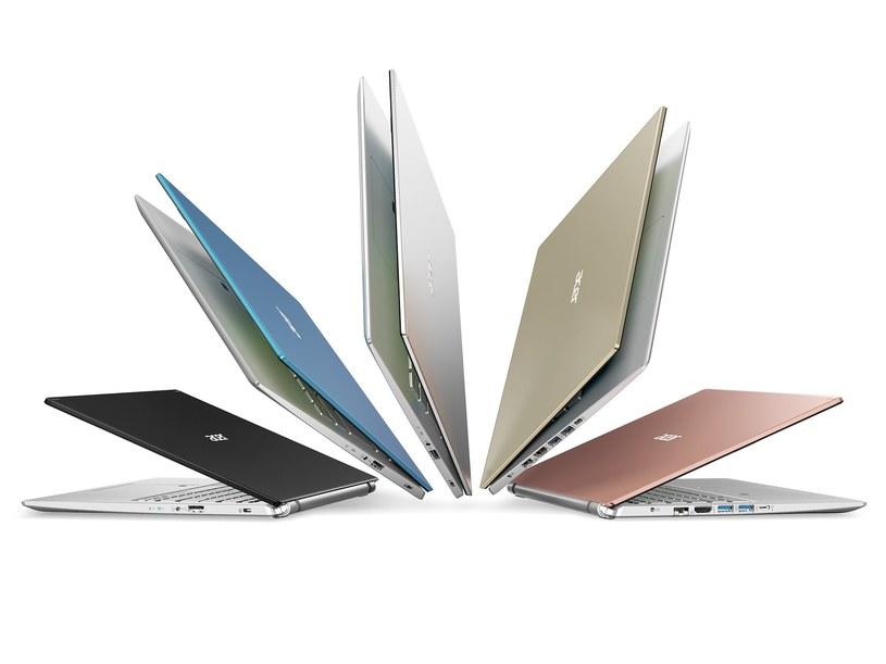 Nowe notebooki Acer /materiały prasowe