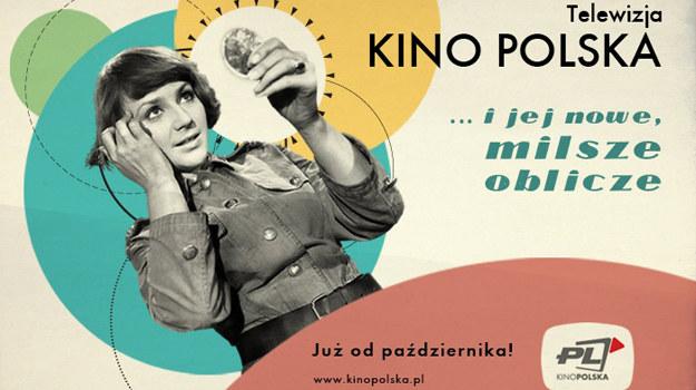 Nowe oblicze Telewizji Kino Polska /  /Kino Polska