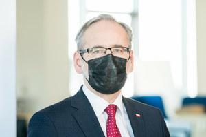 Nowe obostrzenia. Minister zdrowia Adam Niedzielski ogłosił zmiany