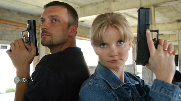 """Nowe odcinki """"W-11..."""" z udziałem Sebastiana Wątroby i Joanny Czechowskiej prawdopodobnie zobaczymy już we wrześniu. /Zawada /AKPA"""