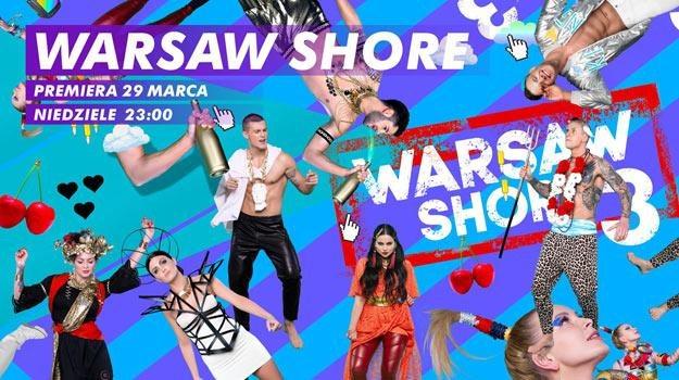 """Nowe odcinki """"Warsaw Shore"""" będzie można oglądać od 29 marca /MTV"""