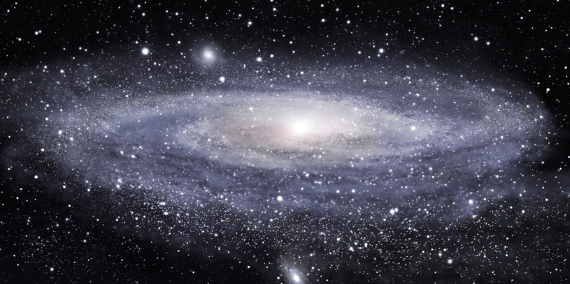 Nowe odkrycie dotyczące Drogi Mlecznej /NASA