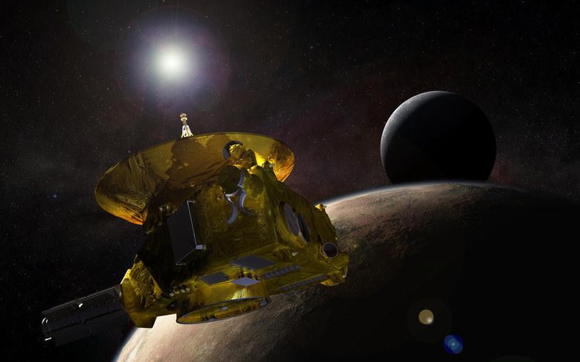 Nowe odkrycie sondy New Horizons /NASA