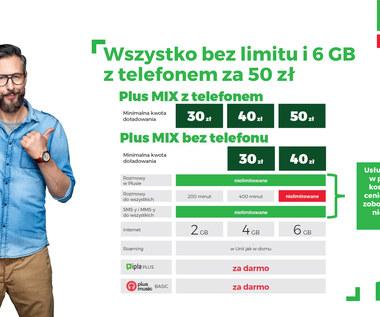Nowe oferty Plusa, czyli prostota i elastyczność!