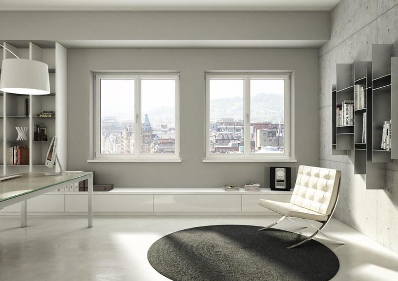 Nowe okno PROLUX od OKNOPLAST /materiały promocyjne