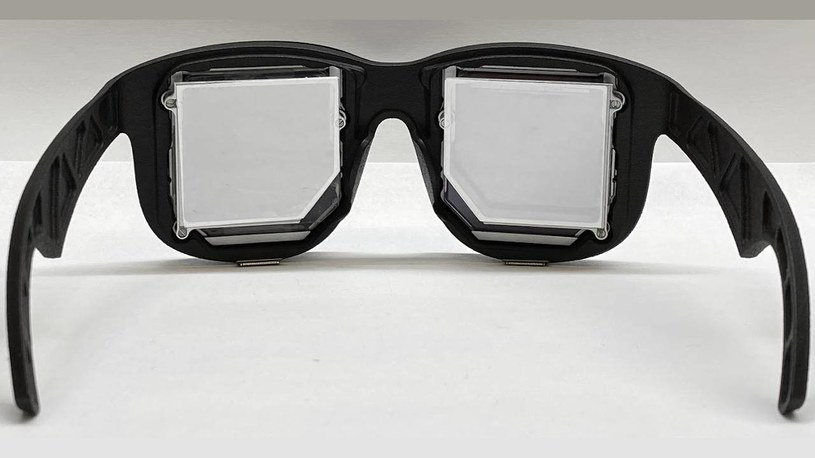 Nowe okulary holograficzne Facebooka /materiały prasowe