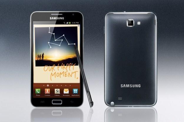 Nowe oprogramowanie dla Galaxy Note pojawi się w grudniu /materiały prasowe