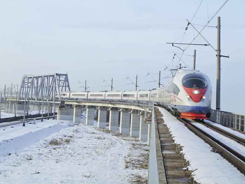 Nowe pociągi Velaro pojadą do Rosji /materiały prasowe