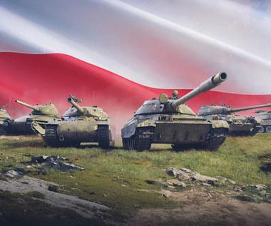 Nowe polskie czołgi w największej aktualizacji World of Tanks tego roku