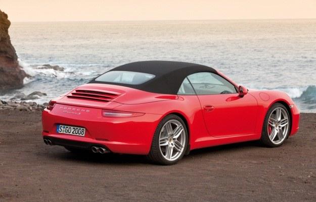 Nowe porsche 911 cabriolet /