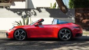 Nowe Porsche 911 Targa zadebiutowało