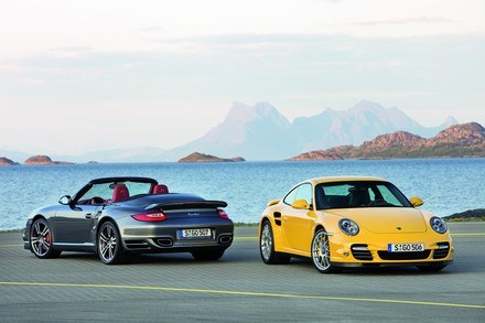 Nowe porsche 911 turbo /