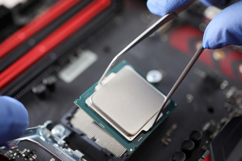 Nowe procesory Intela wolniejsze od poprzedników? Wszystko na to wskazuje /123RF/PICSEL