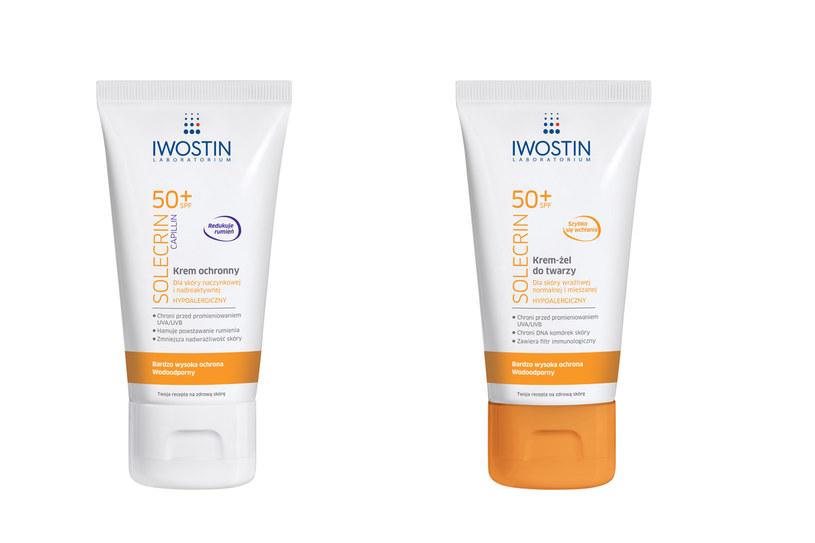 Nowe produkty Iwostin Solecrin /materiały prasowe