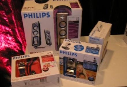 Nowe produkty Philipsa pojawią się na półktach w najbliższych miesiącach /INTERIA.PL