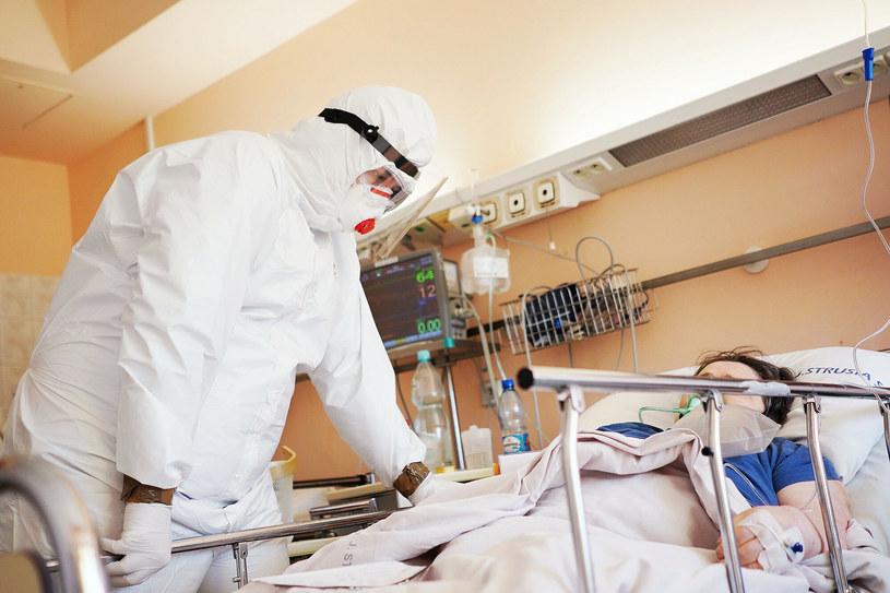 Nowe przypadki koronawirusa w Polsce /GRZEGORZ DEMBINSKI/Polska Press/East News /East News