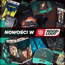 Nowe puzzle Cyberpunk 2077 i inne oraz produkty na licencji Assassin's Creed Valhalla i World of Tanks