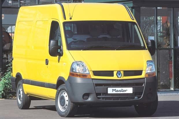 Nowe Renault Master (kliknij) /INTERIA.PL