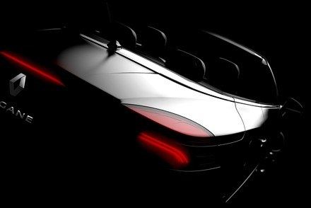 Nowe renault megane coupe-cabriolet /
