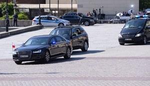 Nowe samochody dla VIP-ów. Koszt? Ponad dwa miliony złotych