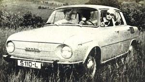 Nowe samochody - Skoda 100