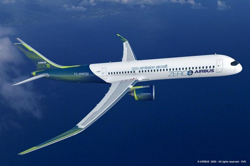 Nowe samoloty mogą zacząć latać już do 2035 roku /materiały prasowe