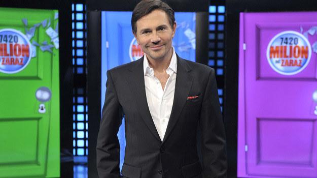 Nowe show dziennikarza po niecałym miesiącu od premiery, zniknie z telewizyjnej ramówki/fot. Gałązka /AKPA