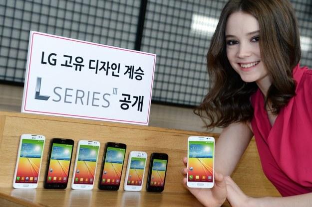 Nowe smartfony LG /materiały prasowe